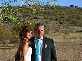 La boda de Irene y Roberto