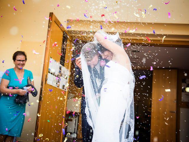 La boda de Jesus y Nani en Mazarron, Murcia 2