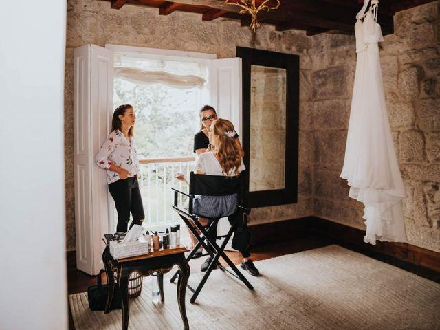 La boda de Alberto y Bea en Redondela, Pontevedra 1