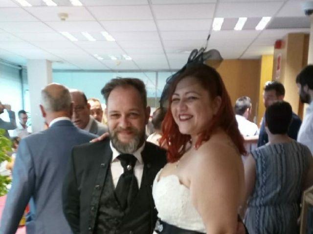 La boda de Christian y Adela en Montornes Del Valles, Barcelona 2