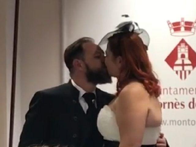 La boda de Christian y Adela en Montornes Del Valles, Barcelona 1