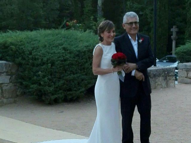 La boda de Oscar y Laia en Breda, Girona 8