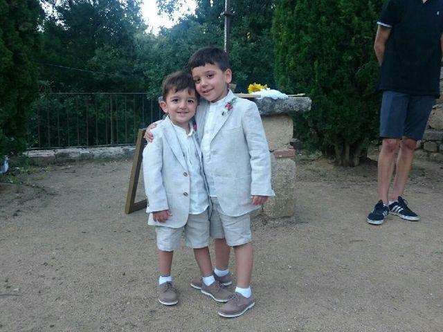 La boda de Oscar y Laia en Breda, Girona 2