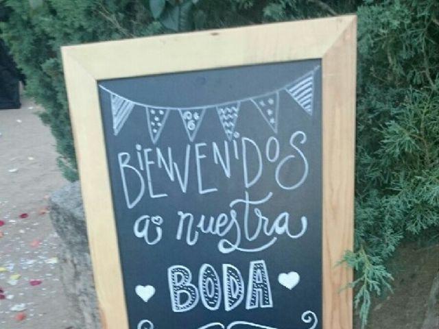 La boda de Oscar y Laia en Breda, Girona 10