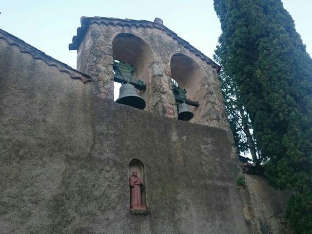 La boda de Oscar y Laia en Breda, Girona 11