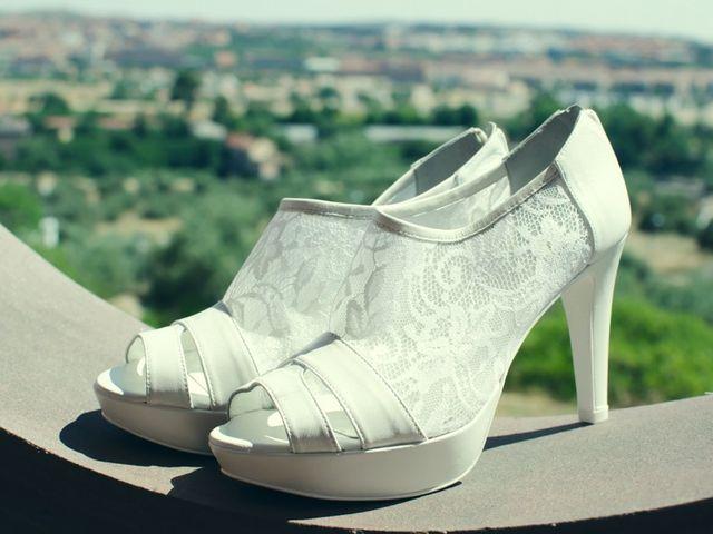La boda de Javier y Cristina en Toledo, Toledo 6