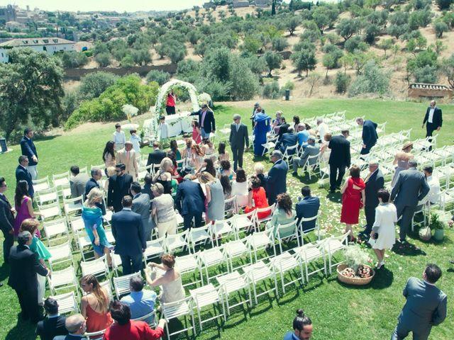 La boda de Javier y Cristina en Toledo, Toledo 32
