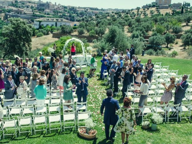 La boda de Javier y Cristina en Toledo, Toledo 35