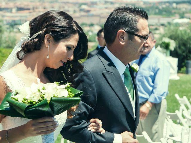 La boda de Javier y Cristina en Toledo, Toledo 39