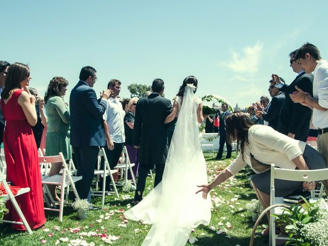 La boda de Javier y Cristina en Toledo, Toledo 40