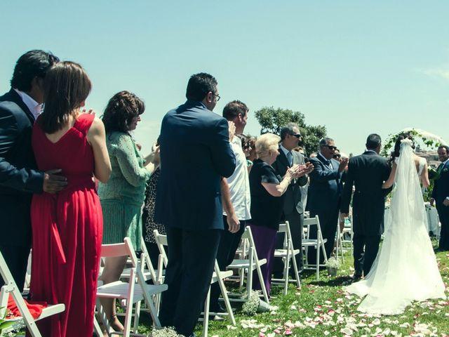 La boda de Javier y Cristina en Toledo, Toledo 42