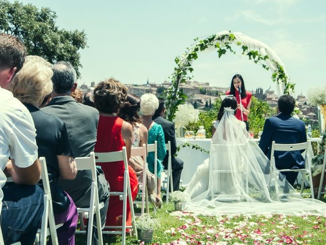 La boda de Javier y Cristina en Toledo, Toledo 45