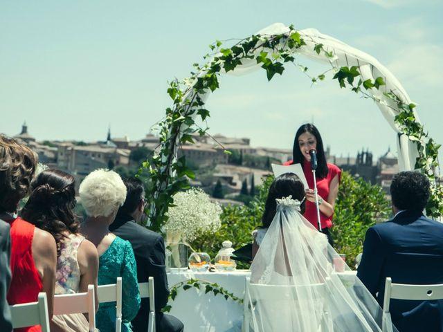 La boda de Javier y Cristina en Toledo, Toledo 47