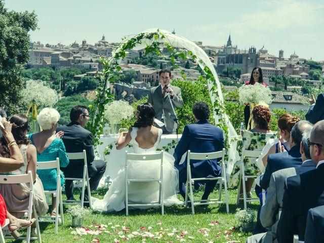 La boda de Javier y Cristina en Toledo, Toledo 49