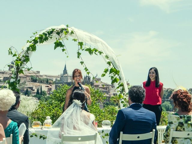 La boda de Javier y Cristina en Toledo, Toledo 53