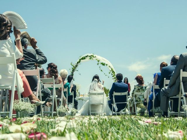 La boda de Javier y Cristina en Toledo, Toledo 55