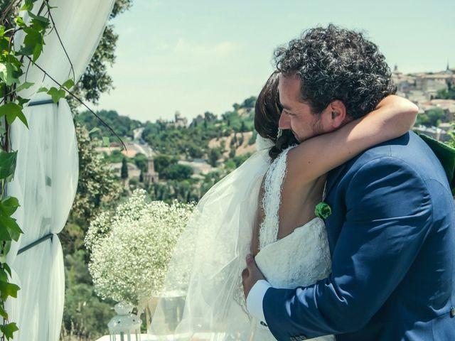 La boda de Javier y Cristina en Toledo, Toledo 68