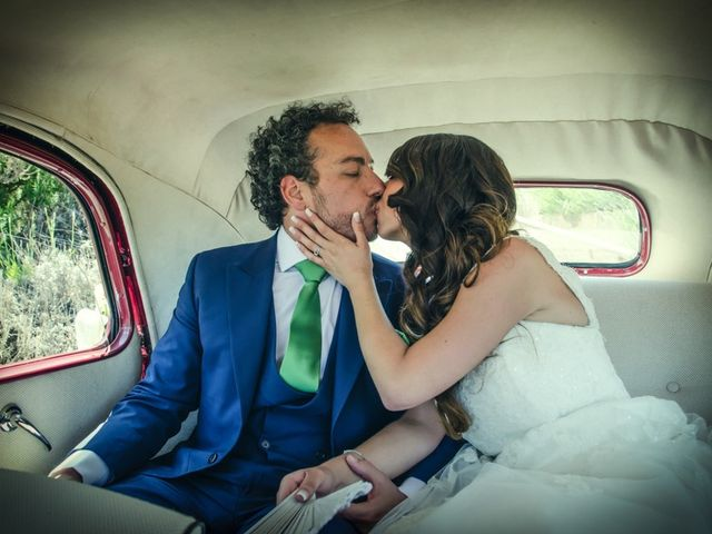 La boda de Javier y Cristina en Toledo, Toledo 79
