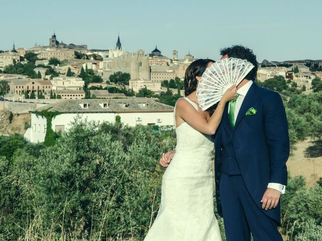 La boda de Javier y Cristina en Toledo, Toledo 99