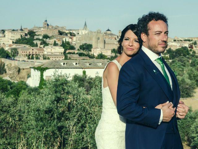 La boda de Javier y Cristina en Toledo, Toledo 100