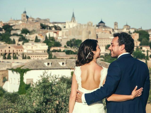La boda de Javier y Cristina en Toledo, Toledo 101
