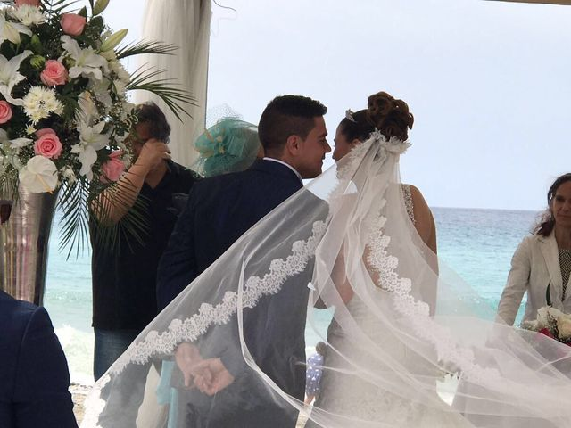 La boda de Ivan y Alba en Nerja, Málaga 2