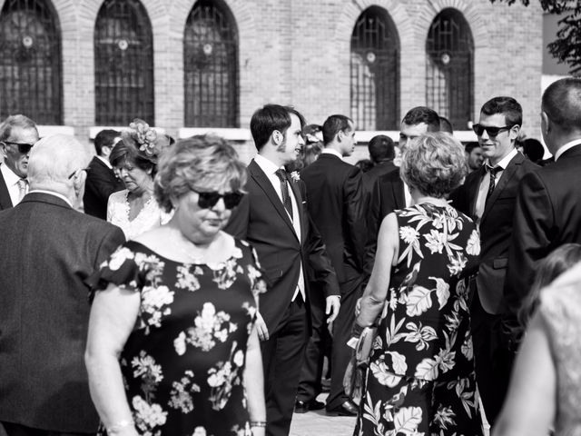 La boda de Rubén y Mónica en Valladolid, Valladolid 1