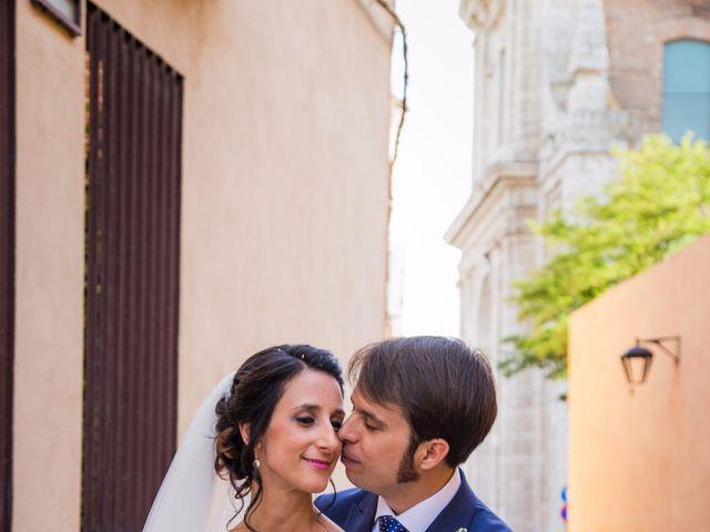 La boda de Rubén y Mónica en Valladolid, Valladolid 24