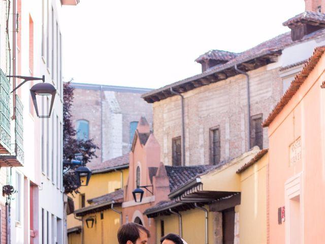 La boda de Rubén y Mónica en Valladolid, Valladolid 26