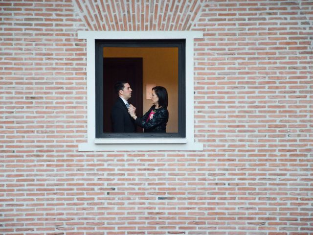 La boda de Rubén y Zaida en Valladolid, Valladolid 18