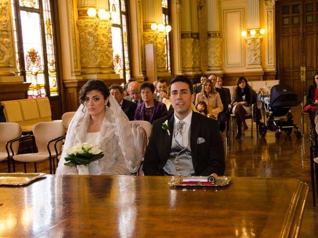 La boda de Rubén y Zaida en Valladolid, Valladolid 25