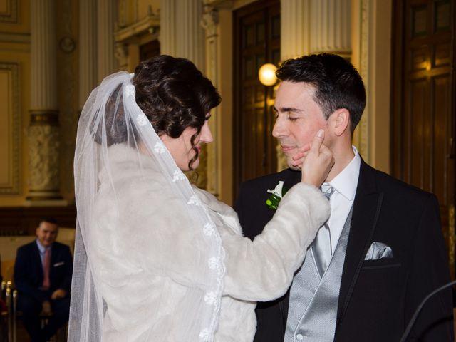 La boda de Rubén y Zaida en Valladolid, Valladolid 28