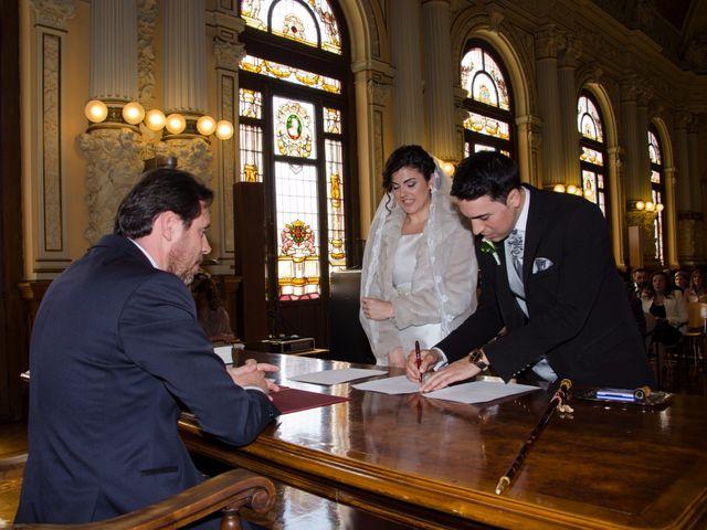 La boda de Rubén y Zaida en Valladolid, Valladolid 32