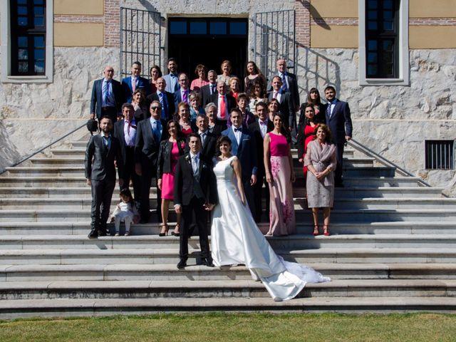 La boda de Rubén y Zaida en Valladolid, Valladolid 45