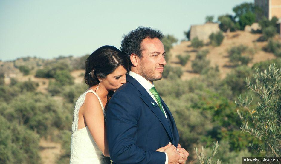 La boda de Javier y Cristina en Toledo, Toledo