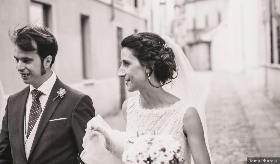 La boda de Rubén y Mónica en Valladolid, Valladolid