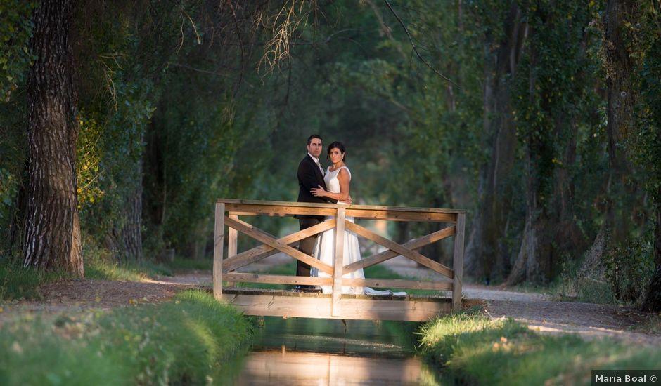 La boda de Rubén y Zaida en Valladolid, Valladolid