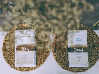 La boda de Thais y David 1
