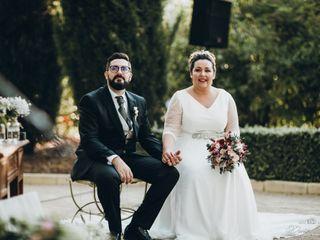 La boda de Sheila y Álvaro