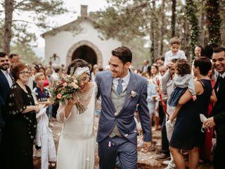 La boda de Thais y Andreu