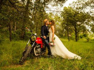 La boda de Nieel y Lorena