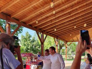 La boda de Patrycja y Andrés 1