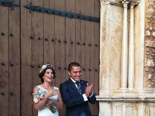 La boda de Estela  y Ismael  3