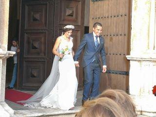 La boda de Estela  y Ismael  1