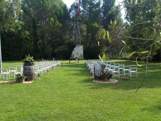 La boda de Sílvia y Rubén 1