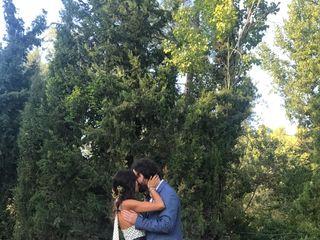 La boda de Sílvia y Rubén 2