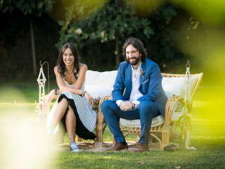 La boda de Sílvia y Rubén