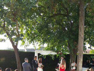 La boda de Sole y Manolo 1