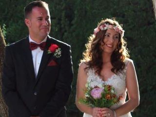 La boda de Sole y Manolo