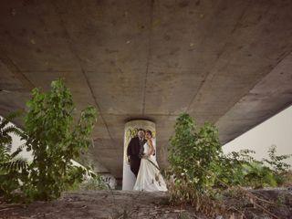 La boda de Judit y Rafa 1